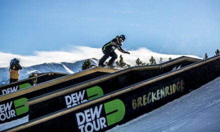 Winter Dew Tour Moves To Copper Mountain