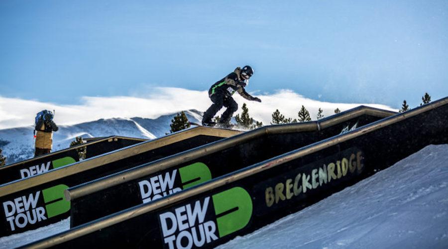 Winter Dew Tour Moves To Copper Mountain