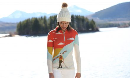Krimson Klover's Alpine Baselayer Takes Center Stage In Warren Miller's Latest Film