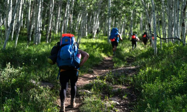 Fourth Annual Fjällräven Classic USA Raises Funds For Nonprofit Continental Divide Trail Coalition