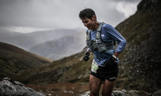 Top Trail Runners At Ring Of Steall Fighting To Qualify For Grand Final