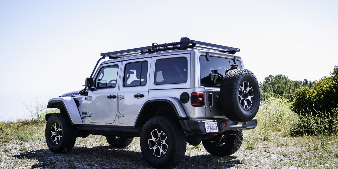 Front Runner Outfitters Releases New Jeep Wrangler JL 4 Door Extreme Roof Rack Kit