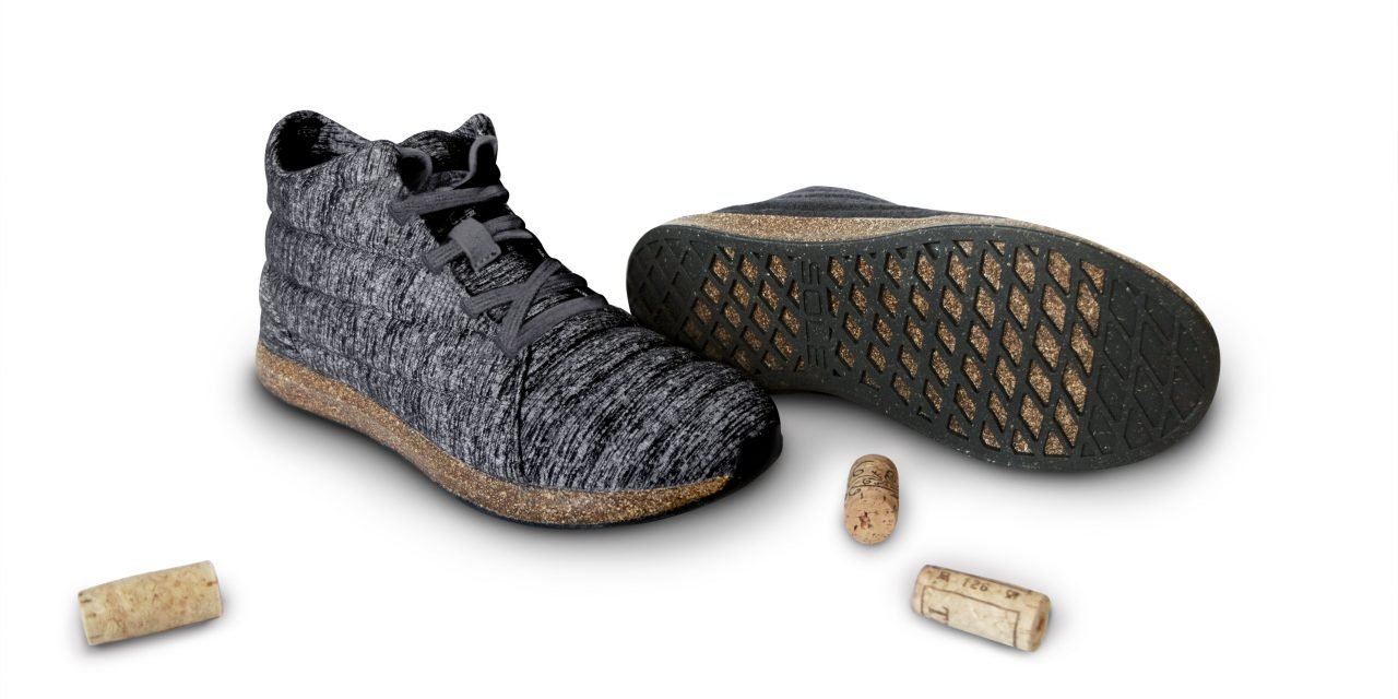 Sole Launches In Stores This Winter With Eco-Friendly Footwear Made From Recycled Wine Corks, Trash And Natural Materials To Take Less From The Planet And Leave Less Behind