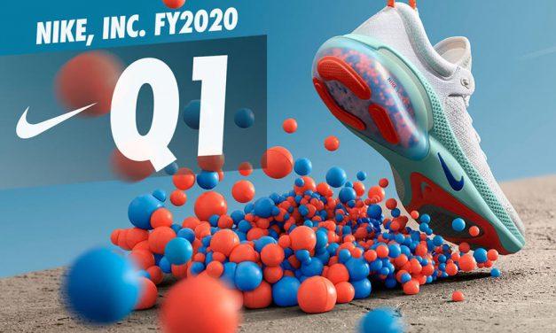 Nike Crushes Views In Q1
