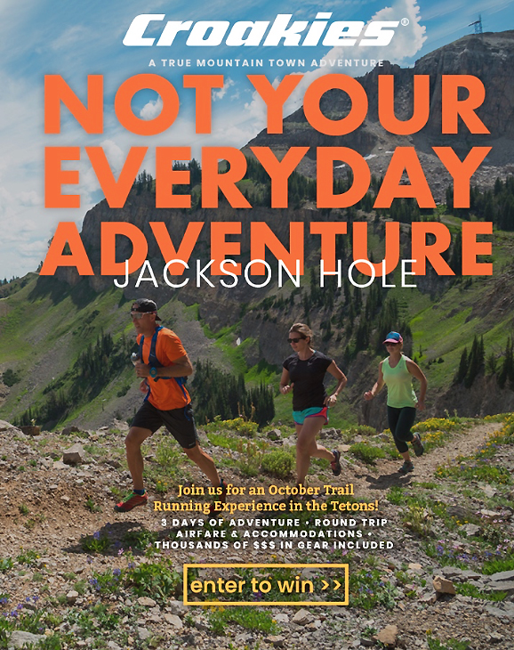 Croakies Teams Up With Born To Run Coach, Eric Orton And A