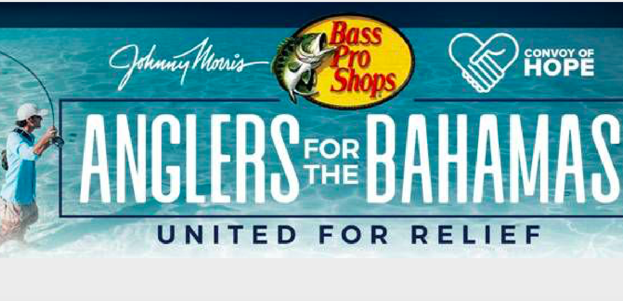 Bass Pro Shops Spearheads Bahamas Donation