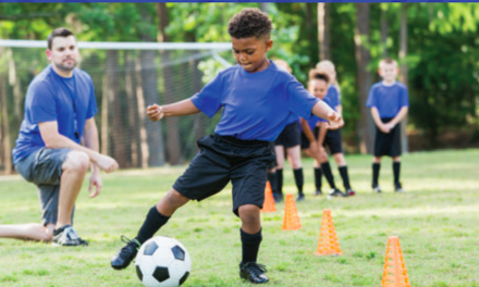 HHS Releases First Federal Strategy To Increase Youth Sports Participation