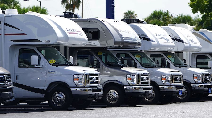 RV Wholesale Shipments Projected To Retreat Through 2020