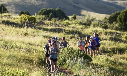 Conversation with Gina Lucrezi, Ultra Trail Runner And Founder, Trail Sisters