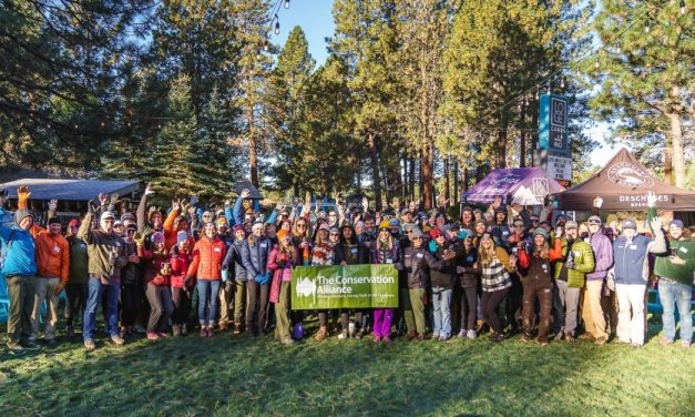 The Conservation Alliance Hosts Successful Backyard Collective Event In Bend, Oregon