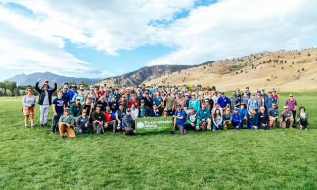 The Conservation Alliance Hosts Successful Backyard Collective Event In Boulder, Colorado