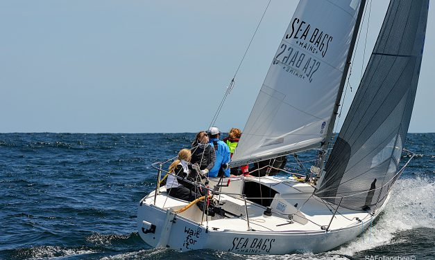 Clear Skies, Full Sails – Sea Bags Women's Sailing Team Races to Worlds