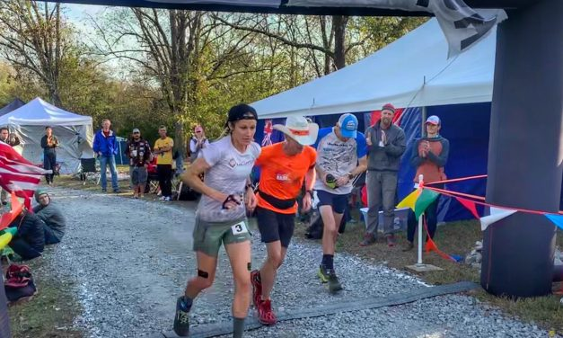 Tailwind Nutrition's Maggie Guterl Makes History At Big's Backyard Ultra