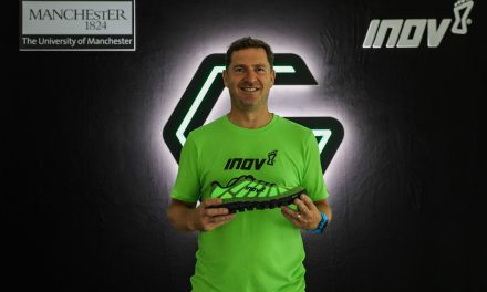 Conversation With Michael Price, COO, Inov-8