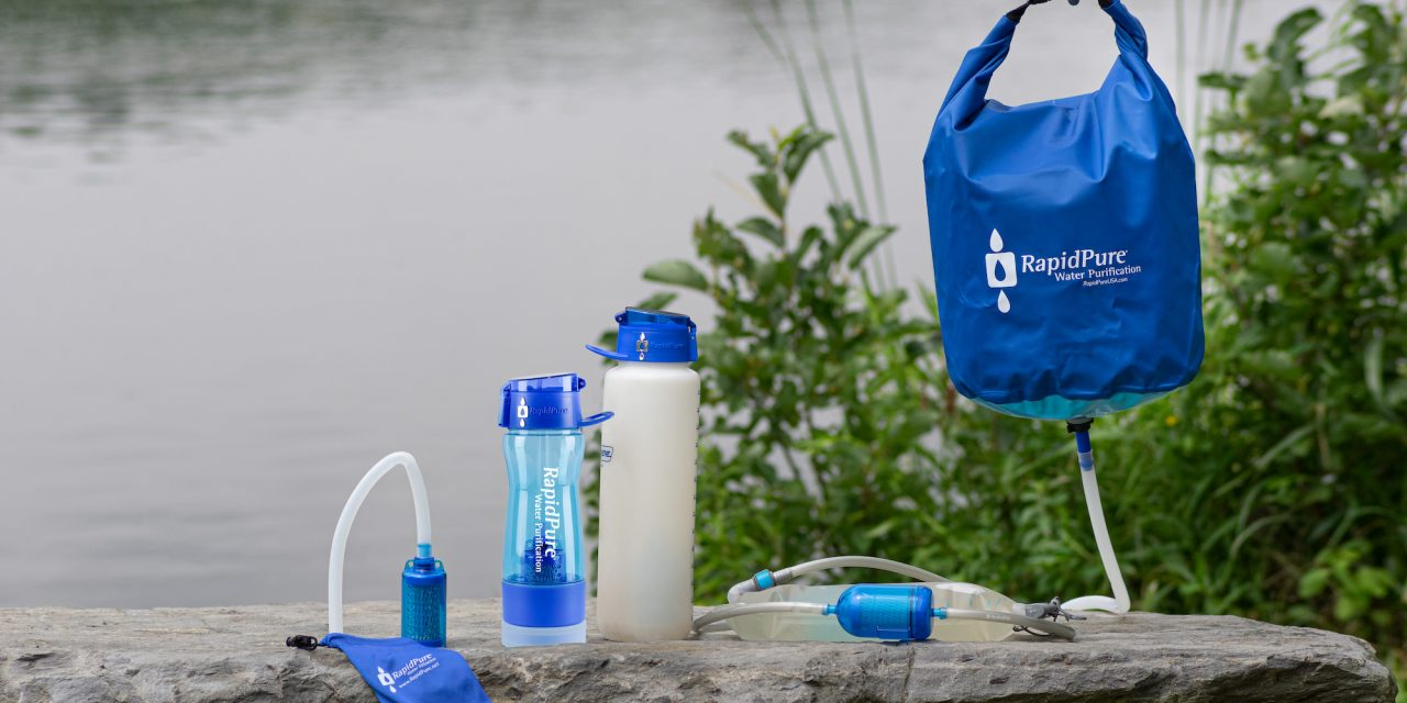 Tender Corporation Bolsters Outdoor Portfolio With RapidPure Acquisition