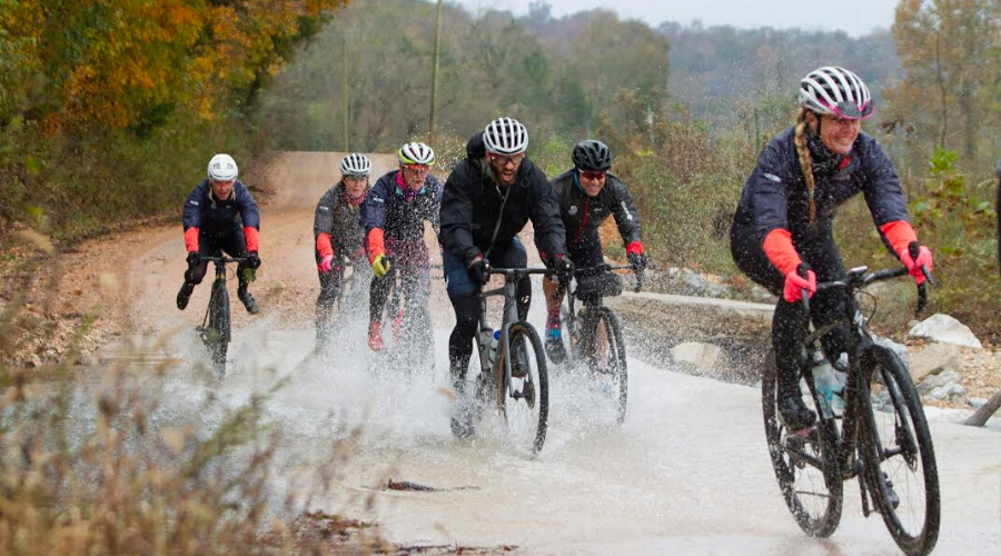 Life Time Launches Big Sugar Gravel Race in Arkansas