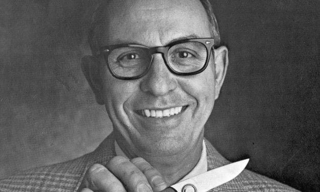 Pete Gerber, Founder Of Gerber Legendary Blades, Dies at Age 90