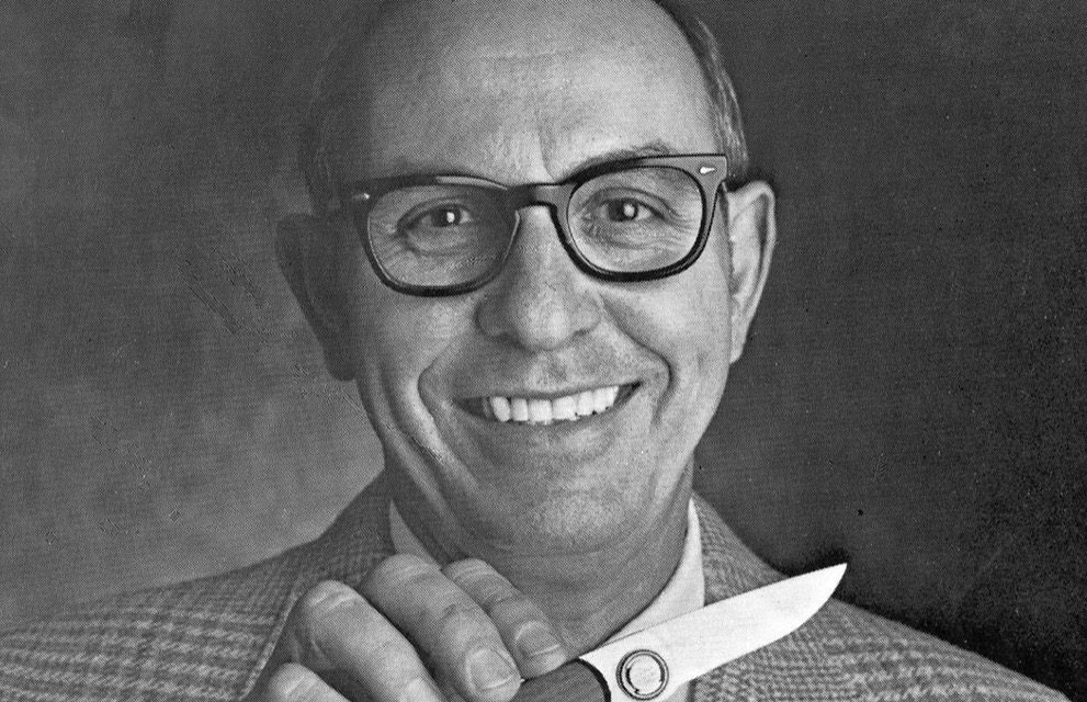 Pete Gerber, Founder Of Gerber Legendary Blades, Dies at Age 90