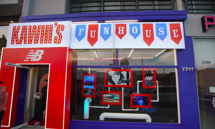 New Balance Opens Kawhi's Fun House Pop-Up