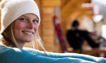 An Extraordinary Athlete … Conversation With Angel Collinson