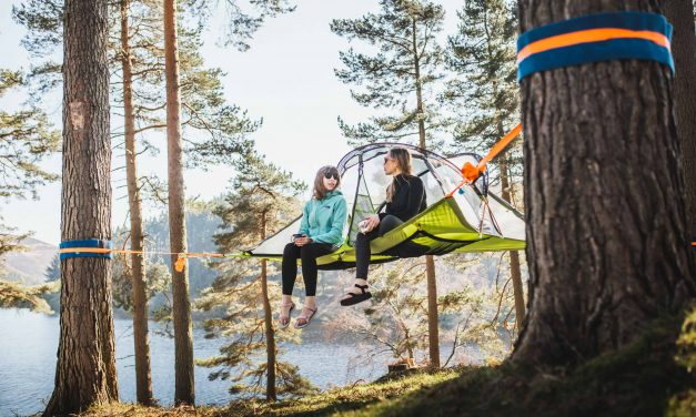 Tentsile Raises The Bar With New Generation 3 Tree Tents