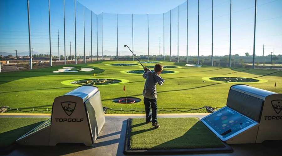 Report: Topgolf Exploring IPO