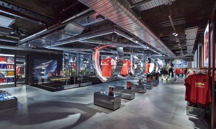 Adidas Opens New Oxford Street Flagship Store In London
