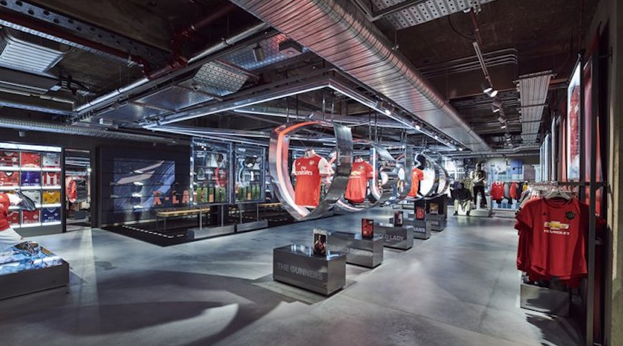 2adidas covent garden head office