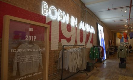 Russell Athletic Showcases Sports Heritage With First Pop-Up