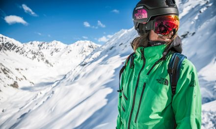 Conversation With The Master Of Landing Switch In Deep Snow, Nick McNutt