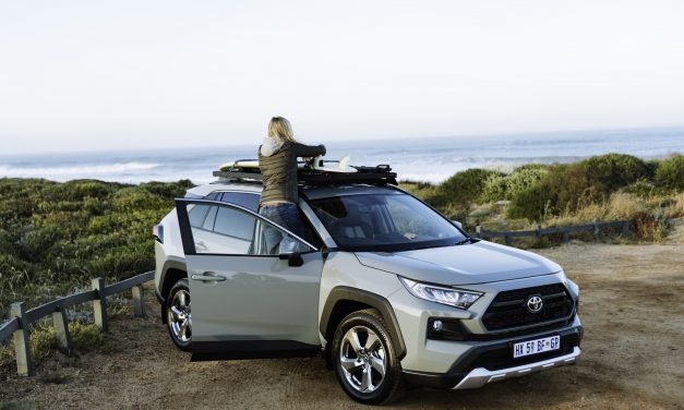 Front Runner Outfitters Turns The New Toyota RAV4 Into Dream Adventuremobile