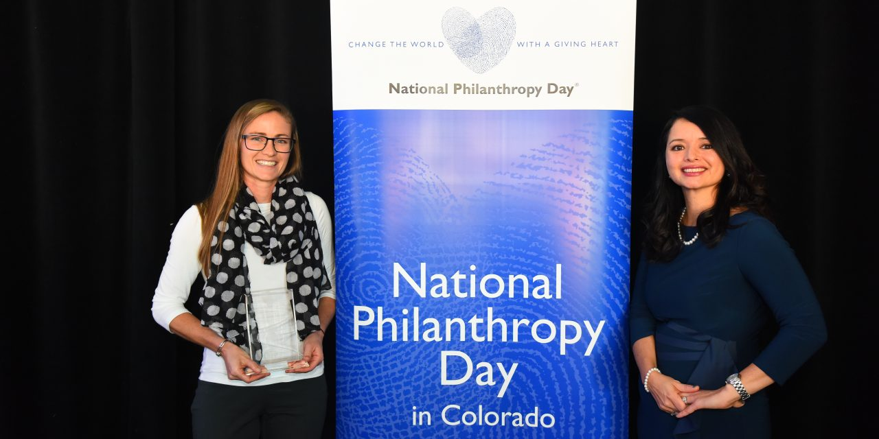 Honey Stinger Earns Statewide Philanthropy Award
