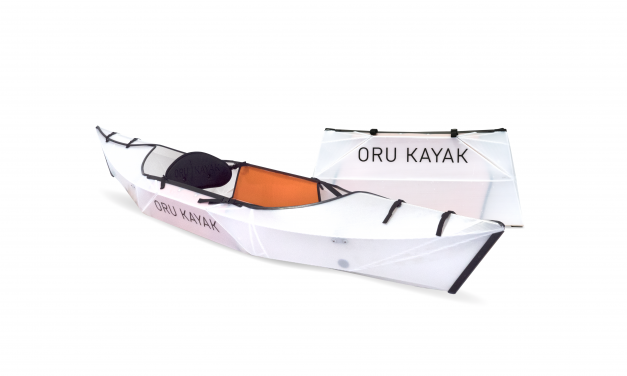 The Inlet From Oru Kayak Named To Time Magazine's List Of The 100 Best Inventions Of 2019