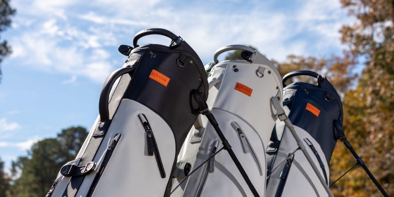 STITCH Launches Enhanced SL2 Golf Bag