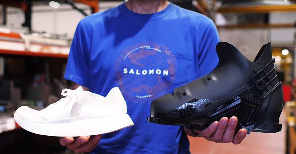Salomon's Concept Running Shoe Proves Reincarnation Is Real