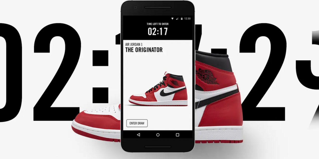 Nike SNKERS App Not Just For Sneakerheads