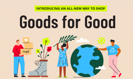 Zappos.com Introduces Goods For Good Platform