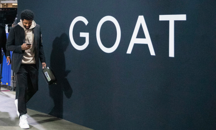 Goat Partners With The Brooklyn Nets