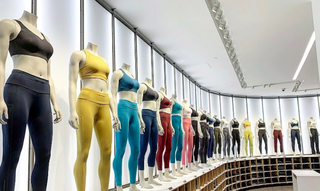 Lululemon Opens 'Experiential' Shop At Mall of America