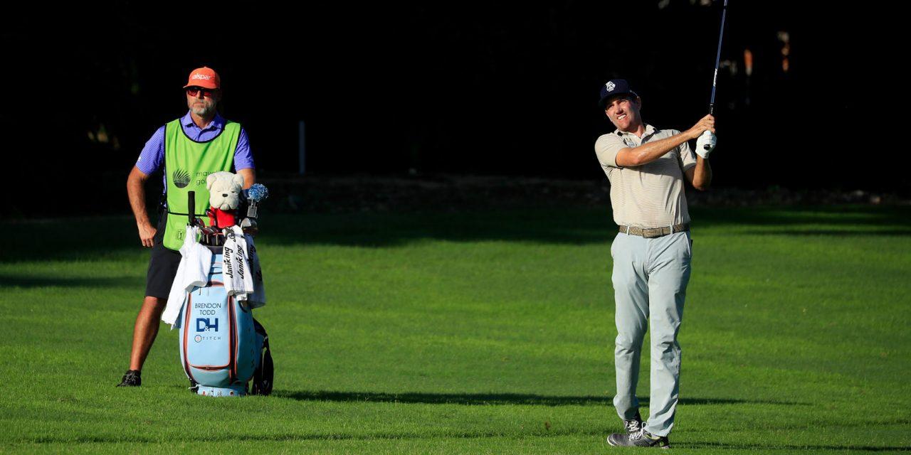 STITCH Golf Congratulates Ambassador Brendon Todd On Capturing The 2019 Mayakoba Golf Classic