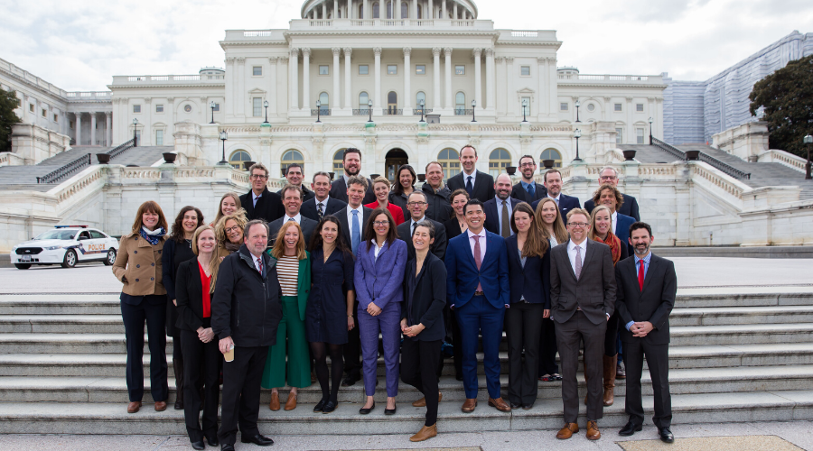 The Conservation Alliance Heads To Washington D.C. With Outdoor And Craft Brew Business Leaders