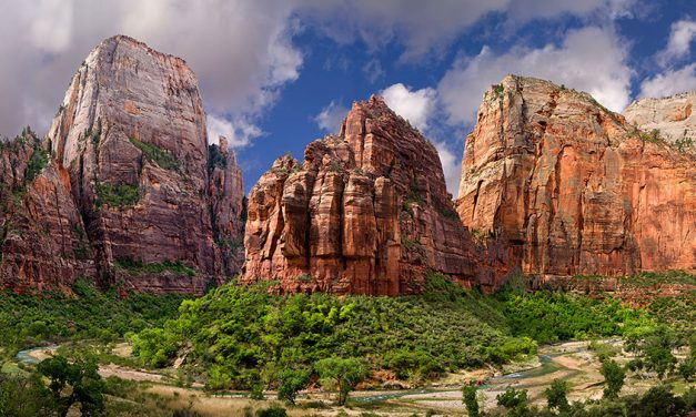 Zion National Park Was Originally Named Mukuntuweap National Monument