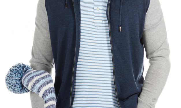 STITCH Golf Introduces New Layering Pieces: Dress Your Game