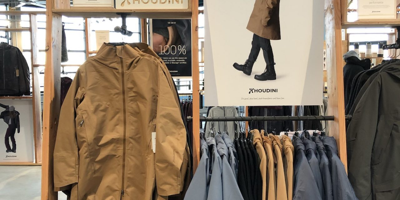 Sustainable Swedish Performance Brand, Houdini, Partners With REI For Flagship Shop-In-Shops