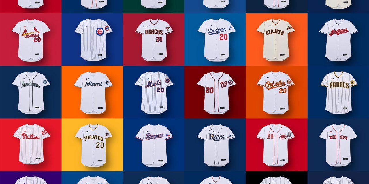 Nike Jerseys x Major League Baseball