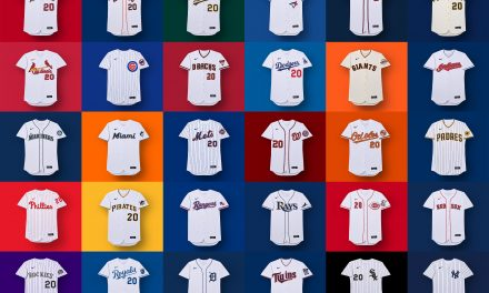 Nike Jerseys x Major League Baseball