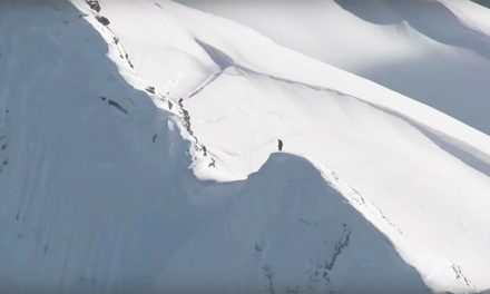 """""""Drawn From Here"""" … A Film Created By Pro Skier Eric Pollard"""