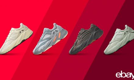 Ebay Unveils New December Sneaker Drop Series