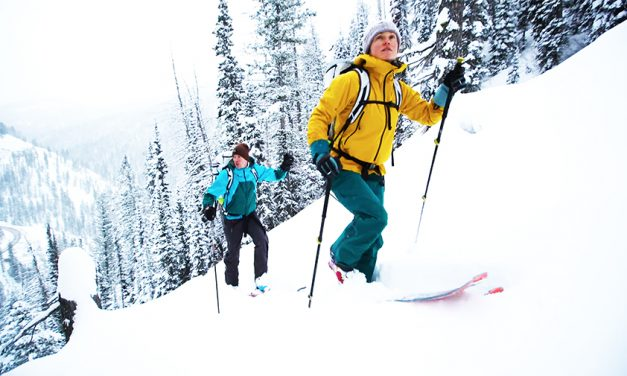 Mountain Hardwear AR App Brings The Ski Shop To You