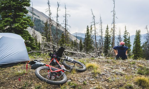 Big Agnes' Bikepack Tent Series Named Gear Of The Year By Bikepacking.com